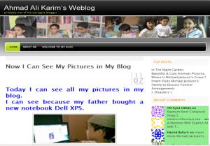 ali's blog