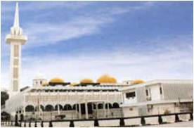 masjid putih - tambahan