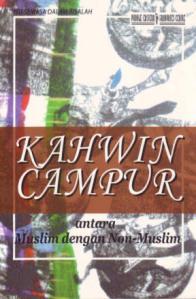 Buku mempromosi kahwin campur antara Muslim dengan bukan Muslim dikeluarkan oleh MEGC sekutu Institut Kajian Dasar (IKD)