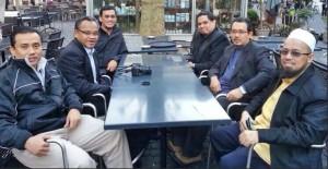 delegasi MuslimUPRo-2014