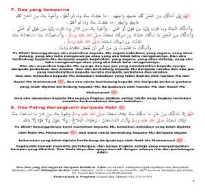 doa merangkumi-ismailahmed4