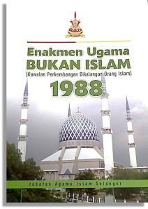 enakmen Selangor 1988-cover
