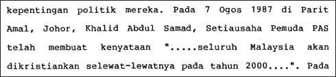 KhalidSamad-dikristiankan tahun 2000