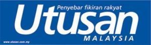 Utusan logo