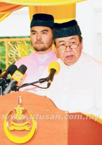 Sultan Sharafuddin - UM16Jul2014