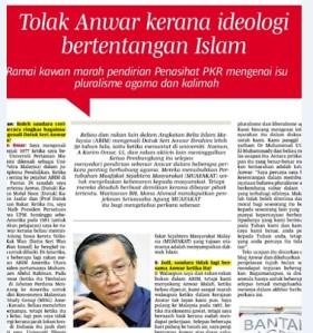 BH-AKO tolak Anwar