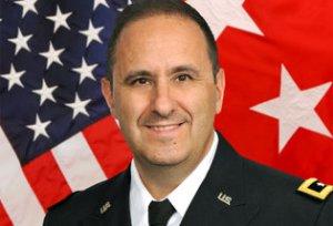 Maj. Gen. Harold J. Greene Credit U.S. Army