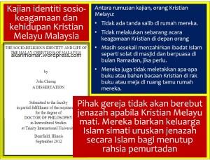 Kajian Kritian Melayu-blog