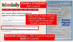 Barua council Anwar