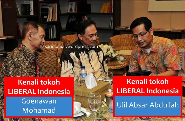 Liberal-Goenawan-UlilAbsar