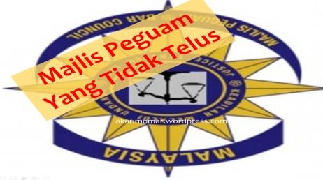 Majlis Peguam - tak telus