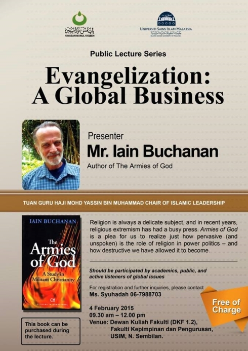 Iain Buchanan - USIM - 4Feb2015