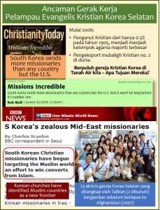 Korea Selatan-pengeksport mubaligh Kristian