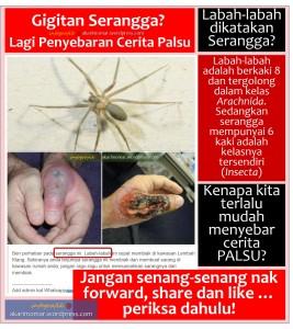 Palsu-gigitan serangga