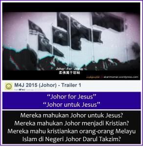 Johor4Jesus4