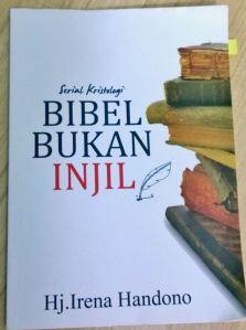 Bibel bukan Injil