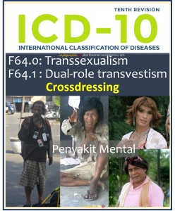 ICD10-crossdressing