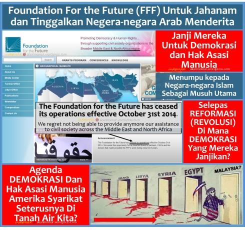 FFF-mana janji demokrasi