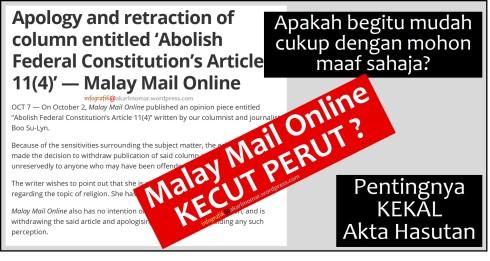 MalayMailOnline kecutperut