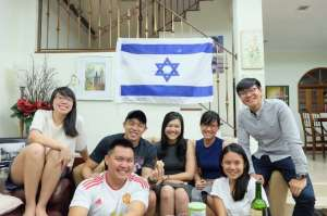 singaporean-israeliflag