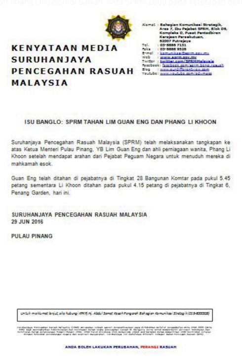 SPRM-pertuduhan LGE-mahkamah