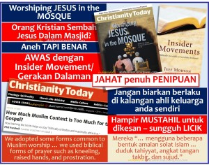 worshiping jesus in mosque-jahat penuh penipuan