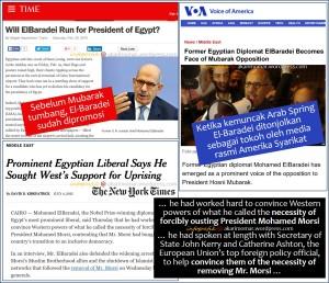 El-Baradei-proksi barat