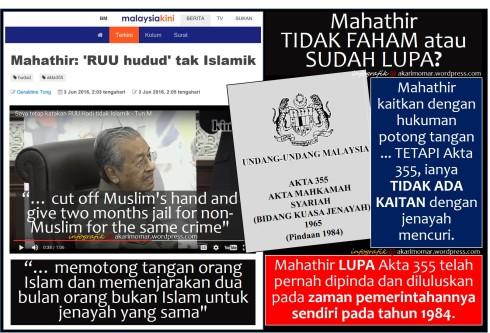 Akta355-MahathirLupa