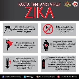 ZIKA-fakta tentang virus zika