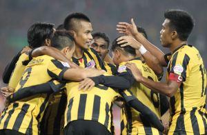Pasukan Malaysia ... bukan lagi bermain untuk negeri masing-masing